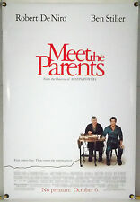 MEET THE PARENTS DS ROLLED ADV ORIG 1SH MOVIE POSTER BEN STILLER COMEDY (2000)