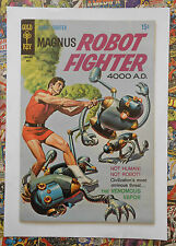 MAGNUS ROBOT FIGHTER #26 - MAY 1969 - VERY HIGH GRADE! - NM- (9.2) RARE!!