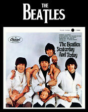 The Beatles Butcher Cover Photo Print  14 x 11""