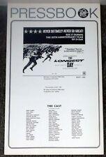 THE LONGEST DAY original movie pressbook JOHN WAYNE