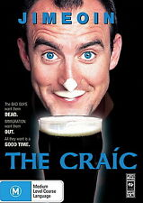 The Craic - Comedy / Adventure - NEW DVD