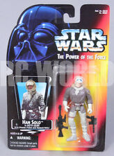 STAR WARS ACTION FIGURE  HAN SOLO  IN HOTH GEAR  #SW7-T2