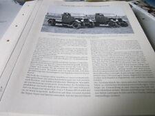 Nutzfahrzeug Archiv 3 Sonderthemen 3180 Firmengeschichte Raba Györ Ungarn
