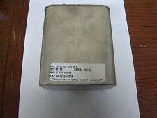 GE SCR Commutation Capacitor, 97F8675, 50MFD, 600 VDC, New