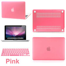 """11"""" 13"""" 15"""" Inch Clear Hard Shell Case Cover Skin for Apple MacBook Air Pro UK"""