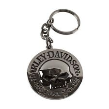 Harley-Davidson Willie G 3D Skull Keychain