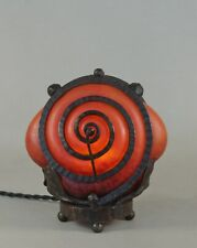 SCHNEIDER le verre français : RARE FRENCH 1925 ART DECO NIGHT LAMP ........ 1930