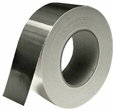 Aluminium Foil Self Adhesive Heat Reflecting Insulation Tape Silver 75mm x 45mts