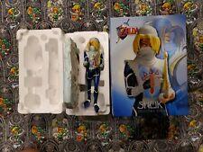 Legend of Zelda Sheik Statue First 4 Figures #442