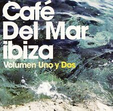 CAFE DEL MAR - IBIZA - VOLUMEN UNO Y DOS / 2 CD-SET - TOP-ZUSTAND
