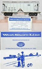 New York Central 881262  Covered Hopper West Shore Line 9002 HO Scale MR5.24