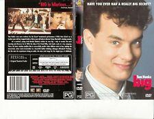 Big-1988-Tom Hanks-Movie-DVD