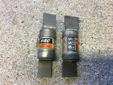2 x  6 Amp Offset Tag Fuse G.E.C. SS6