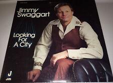 LP 130 JIMMY SWAGGART....LOOKING FOR A CITY Vinyl Gospel Album 22S