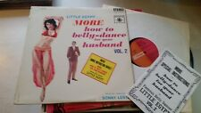 little egypt more how to belly-dance for your husband vol. 2 lp sonny lester '63