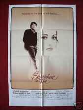 SOMEWHERE IN TIME *1980 ORIGINAL MOVIE POSTER 1SH CHRISTOPHER REEVE JANE SEYMOUR