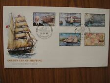 First Day of Issue Ships, Boats Decimal Great Britain Stamps