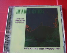 The Magick Brothers Live At The Witchwood 1991 CD NEW SEALED Daevid Allen