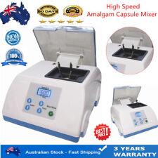 Dental Amalgamator Digital High Speed Amalgamator Capsule Mixer G7 Amalgam AU!!!