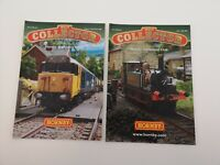 Hornby -The Collectors Club 2 Magazines - One With Issue Print Error - Fifty Two