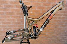 "Rare Corsair Maelstrom 15"" small FR/DH mtb bike frame Marzocchi Roco RC WC shock"