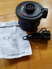Intex Quick Fill Battery 6c Air Pump Indoor Outdoor Model AP638