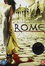 ROME : Series 2 Complete All Episodes Second Season Brand New & Sealed UK R2 DVD