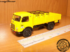 OM LEONCINO AGIP 1:43 ITALY TRUCK CAMION 1950