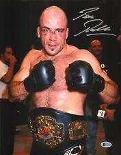 Bas Rutten Signed 11x14 Photo Beckett COA UFC 18 20 Pancrase Picture Autograph 6