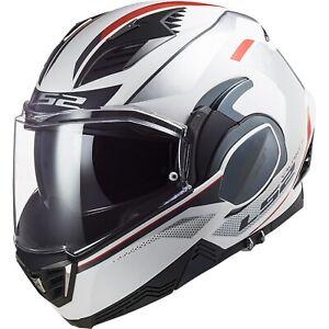 LS2 FF900 Valiant II Hub Flip up Helmet Motorcycle Crash Touring Urban
