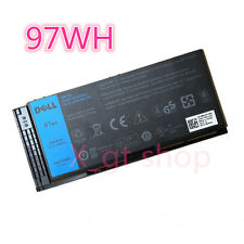 97WH Genuine fv993 Battery Dell Precision m4600 m6600 7dwmt T3NT1 jhyp2 PG6RC