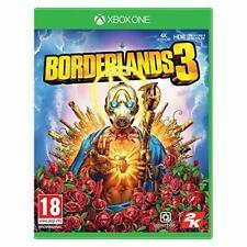 Borderlands 3 (XBOX ONE) Game inc Gold Weapon Bonus Skin Pack DLC NEW