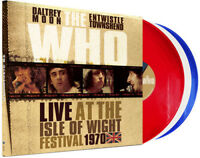 The Who - Live at the Isle of Wight Festival 1970 [New Vinyl LP] Gatefold LP Jac