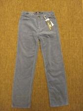 Nwt Vineyard Vines Boys Corduroy Blue 5 Pocket Pants size 12