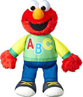 Hasbro - Playskool - Sesame Street Singing ABC Elmo Plush Sesame Street Toy