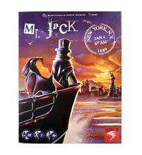 Mr. Jack - Nueva York 1889 - Jack the Ripper Juego de mesa