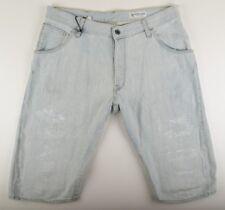 G-Star Raw, ARC 3D fuselé 1/2 jeans shorts, gr. W33 Bleach usé look vintage