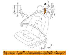 VOLVO OEM 01-05 S60 Front Seat Belt-Guide Left 39966530