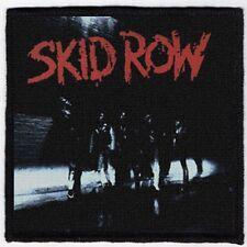 SKID ROW PATCH / SPEED-THRASH-BLACK-DEATH METAL