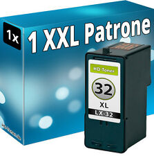 TINTE PATRONEN REFILL für LEXMARK 32XL 18CX032 P6250 P910 P915 P4310 P4330 P4350