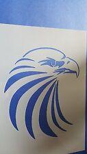 Schablonen 328 Adler Tattoo Stencil Wandbild Airbrush Wanddekoration Mylarfolie