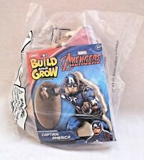 Lowe's Build and Grow Captain America Wood Project Kit w/Patch Home Depot