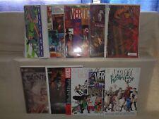 Vertigo MEGA SET! Jam, Preview, Phantom Stranger, more! 10 Comics (b 20254)