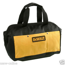 Dewalt Heavy Duty Power Tool Bag 33x21x26cm Ballistic Water Durable Nylon Bags