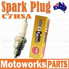 NGK C7HSA Spark Plug 110cc 125cc 140cc PIT PRO Trail Quad Dirt Bike ATV Buggy 01