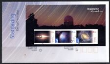 2009 Australia - Stargazing: Southern Skies mini sheet FDI FDC