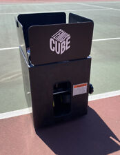 Tennis Cube By Smart Tutor Works Brand New Battery Tested. With Charger. Machine