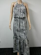 NEW - Jessica Simpson - Printed Sleeveless Dress - Size M - Floral White - $158