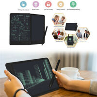 "10"" LCD e-Writer Tablet Writing Drawing Memo Pad Message Boogie Board Black"