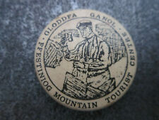 Ffestiniog Mountain Tourist Centre Pin Badge Button (L7B)